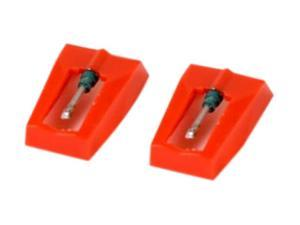 Grace GDI-NDL2 Replacement Turntable Needles - 2 Pack