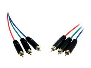 Comprehensive 3RCA-3RCA-35HR 35 ft. 3 RCA Component Video Cable