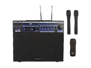 VocoPro DVD-SOUNDMAN Multi-Format 4-Channel Portable Sound System