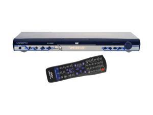 VocoPro DVX-668K Multi-Format USB/DVD/CD+G Karaoke Player