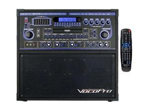 VocoPro GIGSTAR Professional All-in-One CD Karaoke System with Voice Cancellation