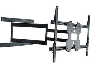 "Diamond Mounts BUC805L Black 37"" - 55"" Tilt & Swivel Articulating Wall Mount"