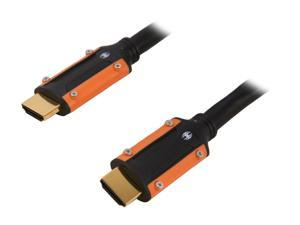 Spider C-HDMI-0020F 20 ft. Black C-series High Speed HDMI® Cable with Ethernet M-M