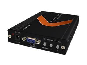 Atlona AT-VGA300CV VGA to Component or Component to VGA Converter Scaler