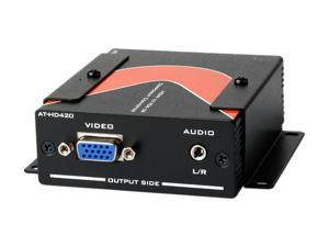 Atlona AT-HD420 HDMI to VGA/Component + Stereo Audio Format Converter