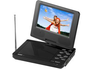 "SuperSonic SC-259 9"" Portable DVD Player with Digital TV Tuner"