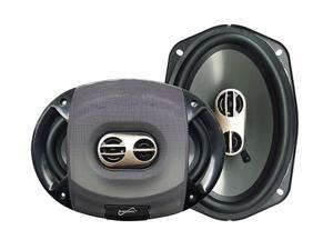 "Supersonic SC-6903 6"" x 9"" 1200 Watts Peak Power 3-Way Car Speaker"
