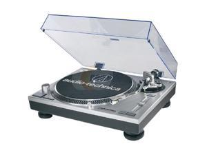 Audio-Technica AT-LP120USB Direct Drive Professional DJ Turntable with USB Output, Silver