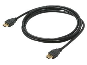 STEREN 517-306BK 6 ft. High-Speed HDMI® Cable with Ethernet M-M