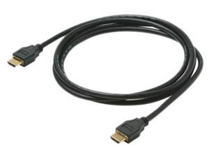 STEREN 517-350BK 50 ft. Black High-Speed HDMI® Cable with Ethernet M-M