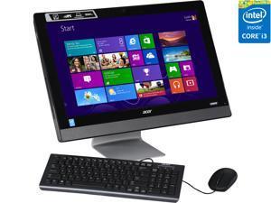 """Acer All-in-One PC Aspire AZ3-615-UR1A Intel Core i3 4160T (3.10 GHz) 8 GB DDR3 1 TB HDD 23"""" Windows 8.1 64-Bit"""