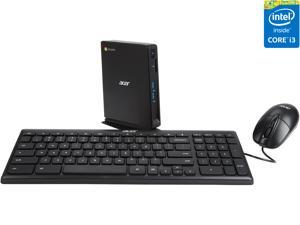 Acer Chromebox CXI-i34GKM (DT.Z07AA.001) Intel Core i3 4030U  (1.90 GHz) 4 GB DDR3L 16 GB SSD Google Chrome OS