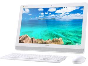 """Acer Chromebase DC221HQ Bwmicz All-in-One Computer NVIDIA Tegra K1 Up to 2.1 GHz 4 GB DDR3 16 GB SSD NVIDIA Integrated Graphics 21.5"""" 1920 x 1080 Google Chrome OS"""