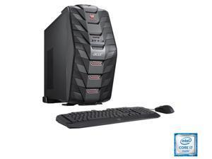 Acer Aspire Predator G3 AG3-710-UR54 Desktop Computer - Intel Core  i7-6700 3.40 GHz, 16 GB DDR4, 1 TB HDD, Windows 10 Home
