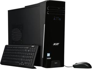 Acer Desktop Computer Aspire ATC-780-UR11 Intel Core i7 6th Gen 6700 (3.4 GHz) 16 GB DDR4 1 TB HDD Intel HD Graphics 530 Windows 10 Home 64-Bit