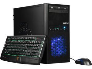ABS M-Box Gaming Desktop with Intel Quad Core / 8GB / 240GB SSD / Win 10 / 2GB Video
