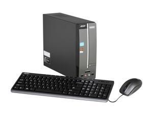 Acer Desktop PC Aspire AXC600-UR318 (DT.SLJAA.002) Intel Core i3 2130 (3.40GHz) 6GB DDR3 1TB HDD Windows 8