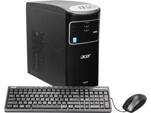 Acer Desktop PC AT3-605-UR21 (DT.SPYAA.002) Intel Core i7 4770 (3.40 GHz) 12 GB DDR3 1 TB HDD Windows 8 64-Bit