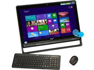 """Acer All-in-One PC Aspire AZ3-605-UR22 (DQ.SQDAA.001) Intel Core i3 3227U (1.90 GHz) 4 GB DDR3 1 TB HDD 23"""" Touchscreen Windows 8 64-Bit"""