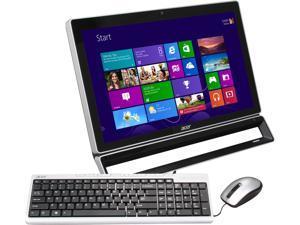 "Acer All-in-One PC Aspire AZS600-UR318 (DQ.SLUAA.001) Intel Core i5 3330S (2.70GHz) 6GB DDR3 1TB HDD 23"" Windows 8 64-Bit"