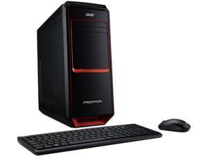 Acer Predator AG3-605-UR24 (DT.SPXAA.005) Desktop PC Intel Core i7 12GB DDR3 2TB HDD Windows 8