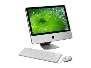 Apple All-in-One iMac MB323LL/A Core 2 Duo 2.40 GHz 1 GB DDR2 250 GB HDD ATI Radeon HD 2400XT Mac OS X v10.5 Leopard