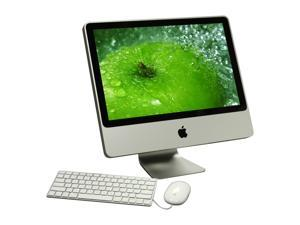 Apple Grade C iMac MB417LL/A Core 2 Duo 2.66 GHz 4 GB DDR3 320 GB HDD NVIDIA GeForce 9400M Mac OS X v10.5 Leopard