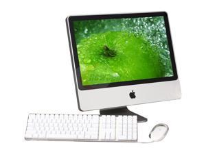 Apple Desktop PC iMac MC015LL/A Core 2 Duo 2.0 GHz 2 GB DDR3 250 GB HDD NVIDIA GeForce 9400M Mac OS X v10.5 Leopard