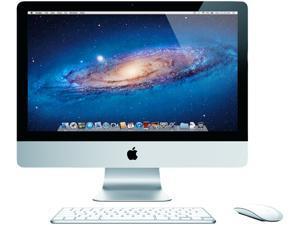 """Apple Desktop PC iMac MC509LL/A-R Intel Core i3 4GB DDR3 1TB HDD 21.5"""" Mac OS X v10.6 Snow Leopard"""