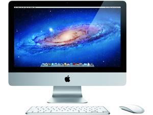 "Apple iMac MC812LL/A Intel Core i5-2500S X4 2.7GHz 4GB 1TB DVD+/-RW 21.5"", Silver (Refurbished)"