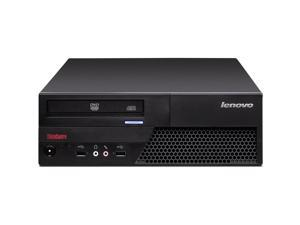 ThinkCentre Desktop PC M58p (9964ABU) Core 2 Duo E8400 (3.00 GHz) 2 GB DDR3 250 GB HDD Intel GMA 4500 Windows 7 Professional 32-bit