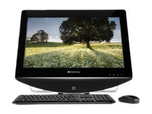 "Gateway All-in-One PC ZX4250-UR10P (PW.GCXP2.002) AMD Dual-Core Processor E-300 (1.3GHz) 4GB DDR3 500GB HDD 20"" Windows 7 ..."