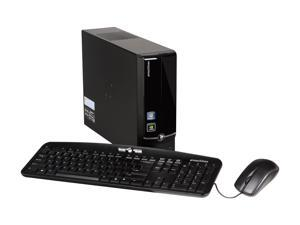 eMachines EL1358G-51W Desktop PC Athlon II X2 3GB DDR3 1TB HDD Windows 7 Home Premium