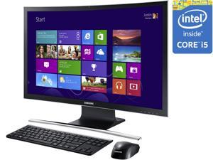 "Samsung All-in-One PC ATIV One 7 Curved DP700A7K-K01US Intel Core i5 5200U (2.20 GHz) 8 GB DDR3 1 TB HDD 27"" Windows 8.1 64-Bit"