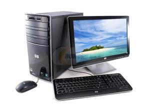 HP Desktop PC Pavilion p6507c-b (BQ479AA#ABA) Athlon II X2 220 (2.80 GHz) 4 GB DDR2 320 GB HDD NVIDIA GeForce 6150SE nForce 430 Windows 7 Home Premium 64-bit