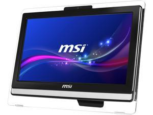 "MSI All-in-One Computer Pro 20ET 4BW-048US Celeron N3160 (1.60 GHz) 4 GB DDR3L 1 TB HDD 19.5"" Touchscreen Windows 10 Home"