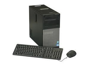 DELL Desktop PC OptiPlex 390 MT (469-1602) Intel Core i3 2120 (3.30GHz) 2GB DDR3 250GB HDD Windows 7 Professional 32-Bit