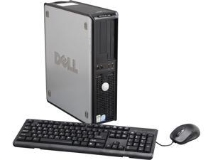 DELL OptiPlex 755 Core 2 Quad 2GB 80GB HDD Capacity Windows 7 Professional