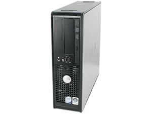 DELL Desktop PC OptiPlex GX755 (DELLGX755Q660002) Core 2 Quad Q6600 (2.40GHz) 4GB 160GB HDD Windows 7 Professional 64-Bit