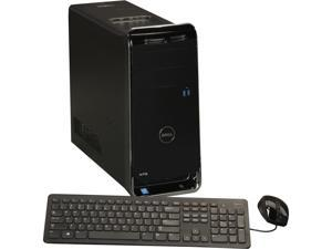DELL Desktop PC XPS X8700-1563BLK Intel Core i7 4770 (3.40 GHz) 8 GB DDR3 1 TB HDD NVIDIA GeForce GTX 645 1GB Windows 8