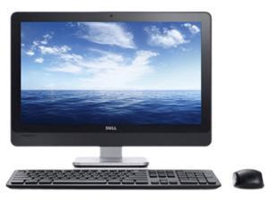 "DELL Desktop PC Inspiron One 2330T 2330T11290308SA Intel Core i5 3330S (2.70GHz) 8GB DDR3 1TB HDD 23"" Touchscreen Windows ..."
