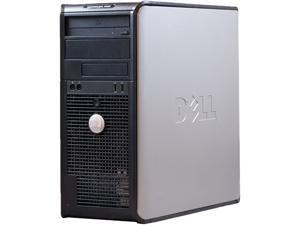 DELL OptiPlex 360 Dual Core 2GB 320GB HDD Capacity Windows 7 Home Premium 32-Bit