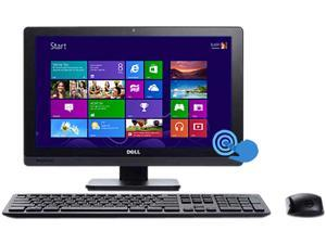 "DELL Inspiron One 2020T (I202005990731SA) Pentium 4GB DDR3 1TB HDD 20"" Touchscreen Windows 8 64-bit"