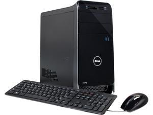 DELL Desktop PC XPS 8700 (X8700-1877BLK) Intel Core i7 4770 (3.40 GHz) 12 GB DDR3 1 TB HDD NVIDIA GeForce GTX 645 1GB Windows 8