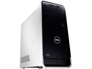 DELL Desktop PC XPS 8500SE (X850008890814SA) Intel Core i7 3770 (3.40 GHz) 12 GB DDR3 2TB HDD + 32GB SSD HDD AMD Radeon HD 7770 Windows 8 64-bit