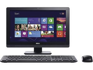 "DELL Inspiron One IO2020-5234BK Desktop PC Celeron 4GB DDR3 500GB HDD 20"" Windows 8"