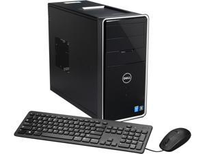 DELL Desktop PC i3847-5077BK Intel Core i5 4440 (3.10 GHz) 8 GB DDR3 1 TB HDD Windows 7 Home Premium (64Bit)