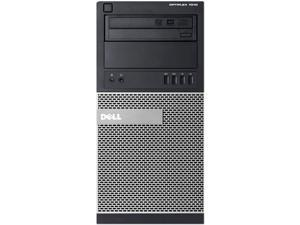Dell OptiPlex 7010 Desktop Computer - Intel Core i5 i5-3470 3.20 GHz - Mini-tower