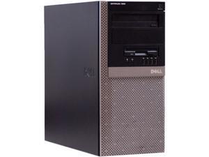 DELL 960 Desktop PC Core 2 Duo 4GB 750GB HDD Windows 7 Home Premium 64bit