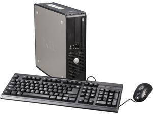 DELL Desktop PC OptiPlex 745 Pentium D 3.0 GHz 2GB 160 GB HDD Intel GMA 3000 Windows 7 Home Premium